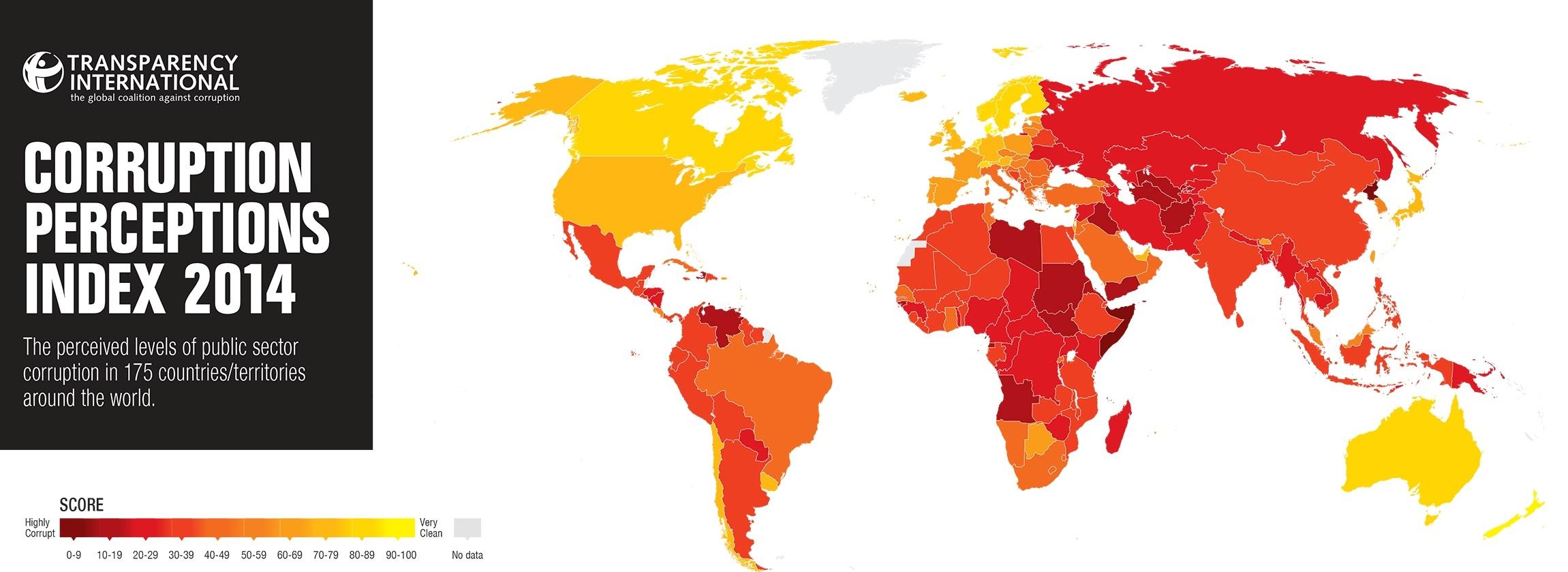 La corruption rapport 5 milliards à l'État