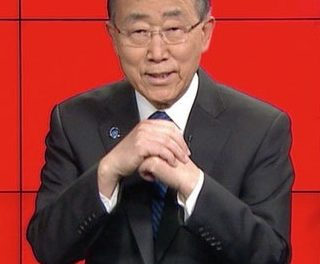 Mer de Chine méridionale : Ban Ki-moon, « no comment »