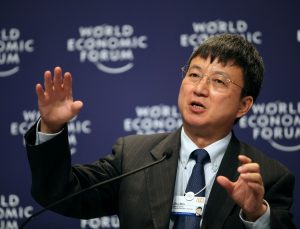 Zhu Miin - World Economic Forum - 2009