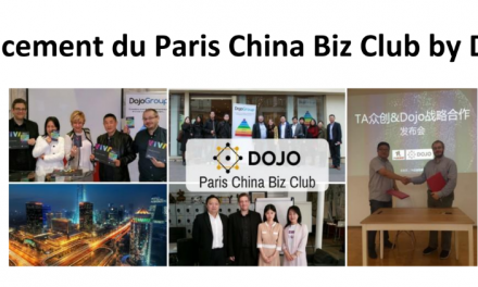 DOJO lance le Paris China Biz Club