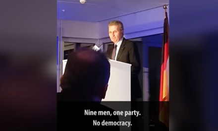 Revirement. Günther Oettinger s'excuse auprès de la Chine