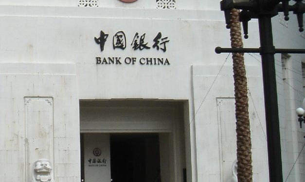 Direction l'Angola pour Bank Of China