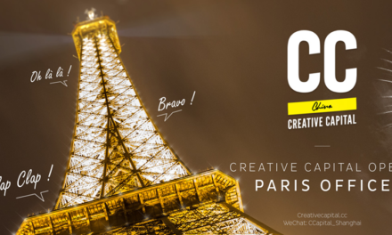 Creative Capital China ouvre un bureau à Paris
