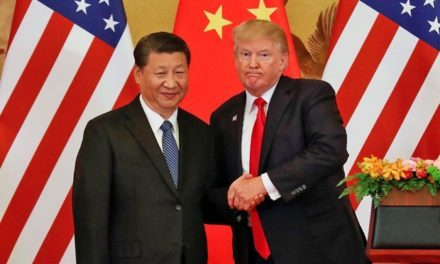 Donald Trump voudrait que «la Chine change de sources d'importation d'énergie»